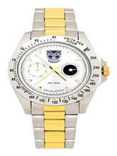 NRL Warriors Two Tone Mens Watch