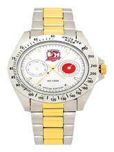NRL Roosters Two Tone Mens Watch