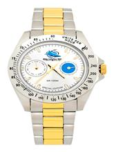 NRL Sharks Two Tone Mens Watch