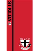 AFL St Kilda Saints Beach Towel