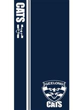 AFL Geelong Cats Beach Towel
