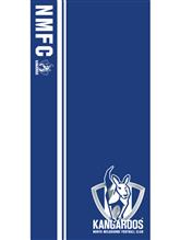 AFL North Melbourne Kangaroos Beach Towel