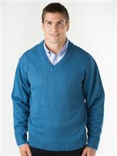 Lowes Acrylic V-Neck Pullover